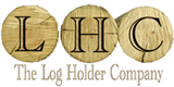 Logo Log Holder Company