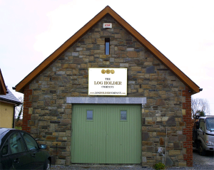 The Log Holder Company Workshop