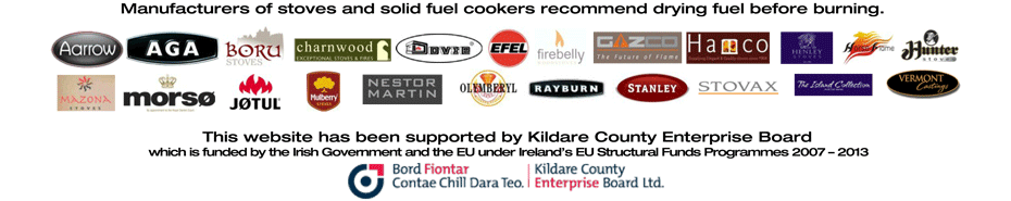 log holder company brands funded by kildare county enterprise board